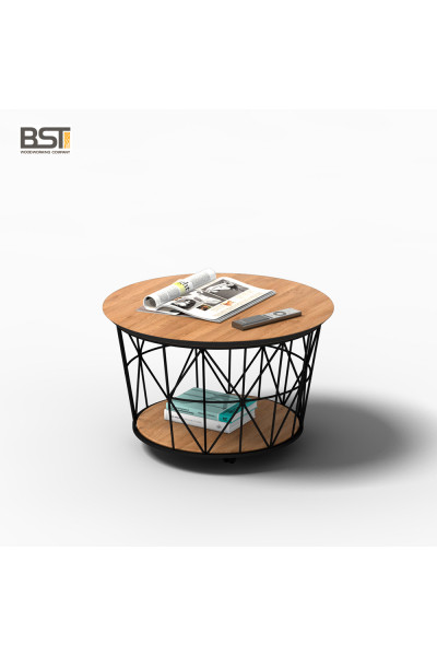 Joy coffee table (on wheels)